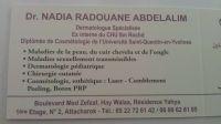 CABINET DE DERMATOLOGIE NADIA RADOUANE